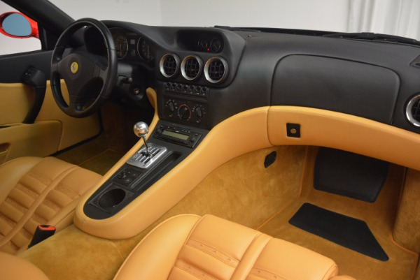 Used 2000 Ferrari 550 Maranello for sale Sold at Aston Martin of Greenwich in Greenwich CT 06830 17
