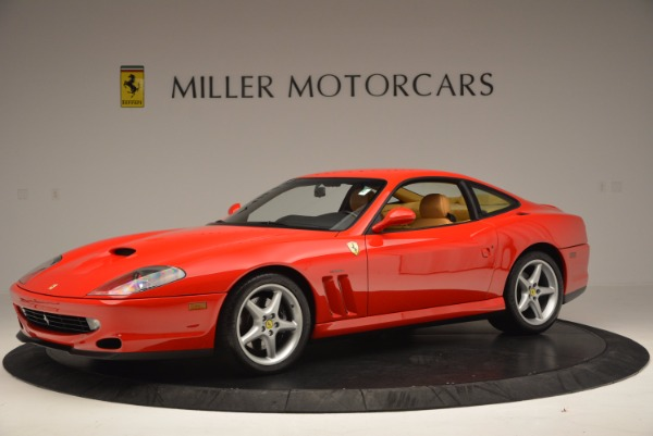 Used 2000 Ferrari 550 Maranello for sale Sold at Aston Martin of Greenwich in Greenwich CT 06830 2