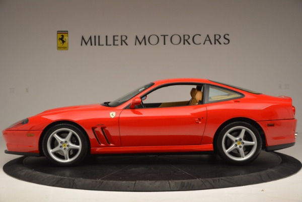 Used 2000 Ferrari 550 Maranello for sale Sold at Aston Martin of Greenwich in Greenwich CT 06830 3