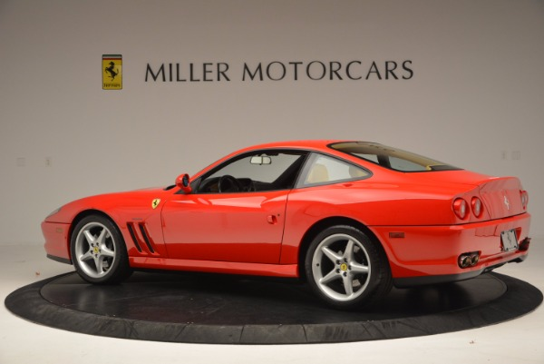 Used 2000 Ferrari 550 Maranello for sale Sold at Aston Martin of Greenwich in Greenwich CT 06830 4