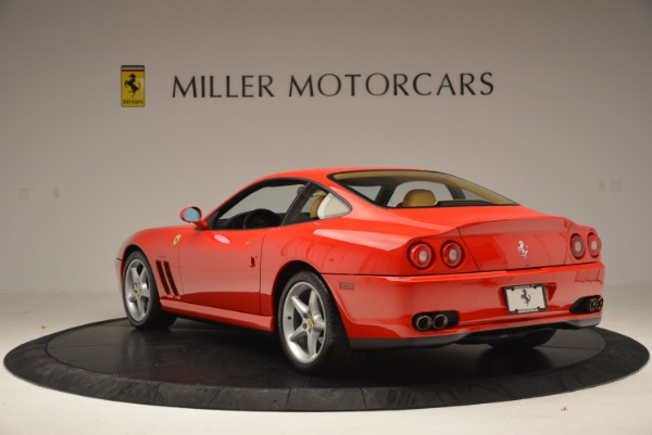 Used 2000 Ferrari 550 Maranello for sale Sold at Aston Martin of Greenwich in Greenwich CT 06830 5