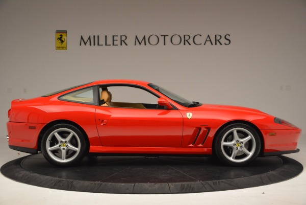 Used 2000 Ferrari 550 Maranello for sale Sold at Aston Martin of Greenwich in Greenwich CT 06830 9
