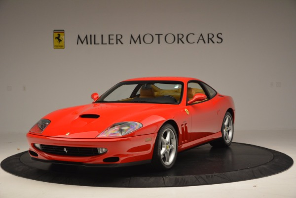 Used 2000 Ferrari 550 Maranello for sale Sold at Aston Martin of Greenwich in Greenwich CT 06830 1
