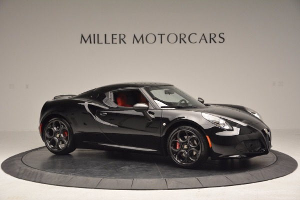 New 2016 Alfa Romeo 4C for sale Sold at Aston Martin of Greenwich in Greenwich CT 06830 10