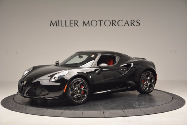 New 2016 Alfa Romeo 4C for sale Sold at Aston Martin of Greenwich in Greenwich CT 06830 2