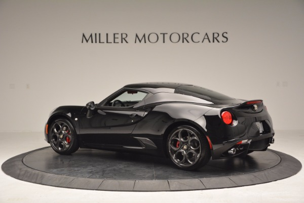 New 2016 Alfa Romeo 4C for sale Sold at Aston Martin of Greenwich in Greenwich CT 06830 4