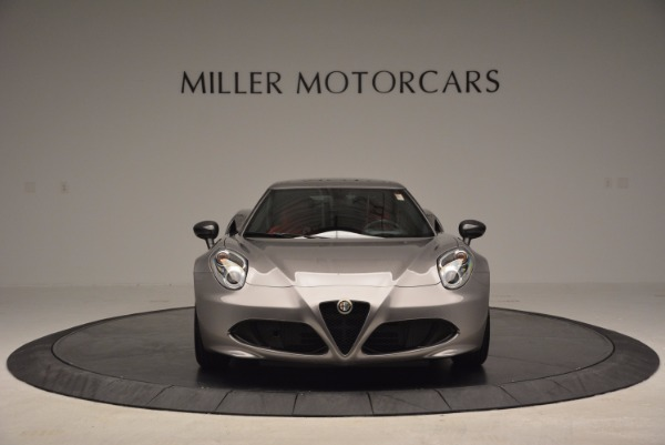 New 2016 Alfa Romeo 4C for sale Sold at Aston Martin of Greenwich in Greenwich CT 06830 12