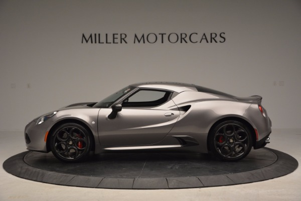 New 2016 Alfa Romeo 4C for sale Sold at Aston Martin of Greenwich in Greenwich CT 06830 3