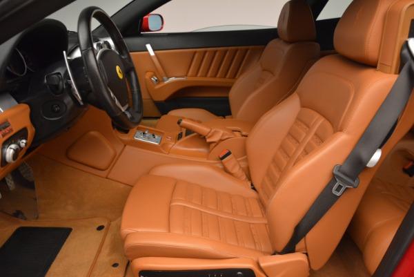 Used 2005 Ferrari 612 Scaglietti for sale Sold at Aston Martin of Greenwich in Greenwich CT 06830 14