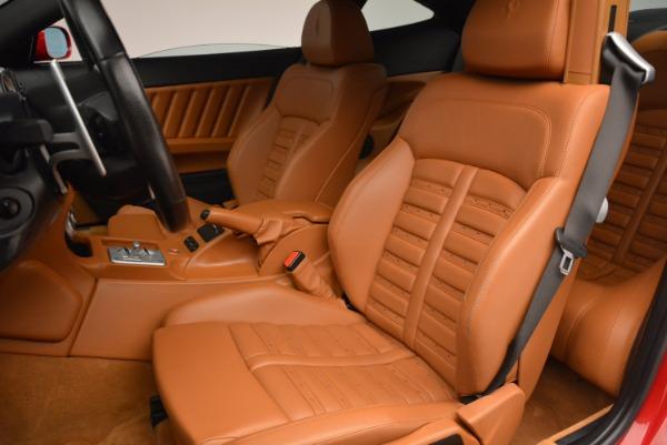 Used 2005 Ferrari 612 Scaglietti for sale Sold at Aston Martin of Greenwich in Greenwich CT 06830 15