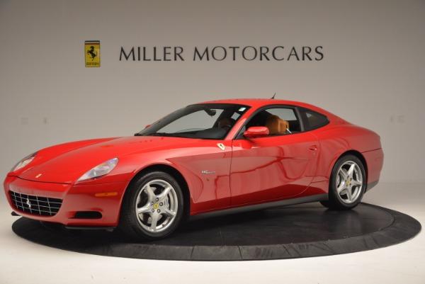 Used 2005 Ferrari 612 Scaglietti for sale Sold at Aston Martin of Greenwich in Greenwich CT 06830 2