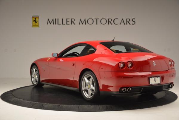 Used 2005 Ferrari 612 Scaglietti for sale Sold at Aston Martin of Greenwich in Greenwich CT 06830 5