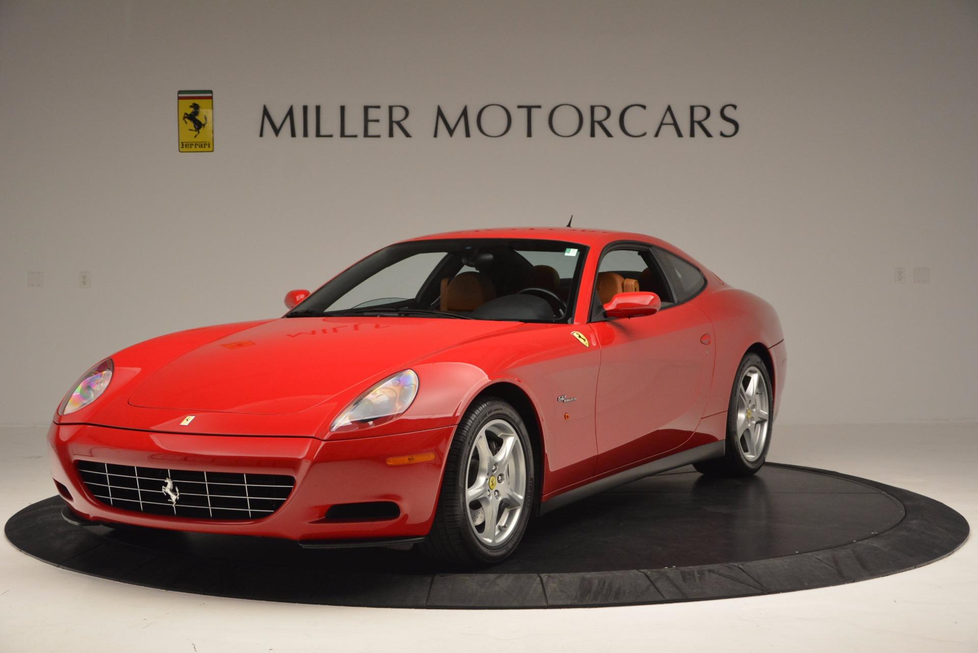 Used 2005 Ferrari 612 Scaglietti for sale Sold at Aston Martin of Greenwich in Greenwich CT 06830 1