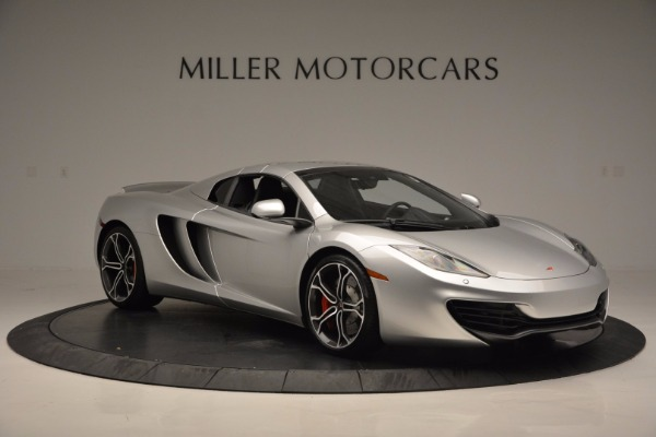 Used 2014 McLaren MP4-12C Spider for sale Sold at Aston Martin of Greenwich in Greenwich CT 06830 21