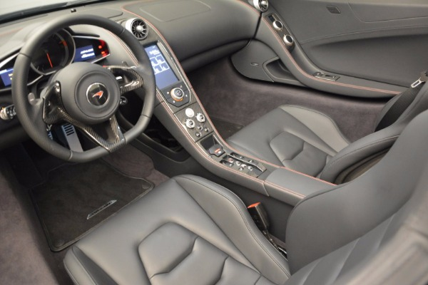 Used 2014 McLaren MP4-12C Spider for sale Sold at Aston Martin of Greenwich in Greenwich CT 06830 22