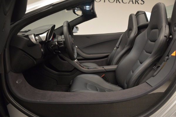 Used 2014 McLaren MP4-12C Spider for sale Sold at Aston Martin of Greenwich in Greenwich CT 06830 23