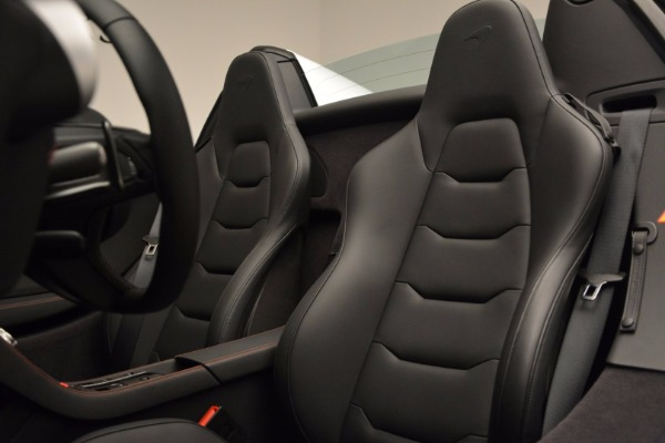 Used 2014 McLaren MP4-12C Spider for sale Sold at Aston Martin of Greenwich in Greenwich CT 06830 24