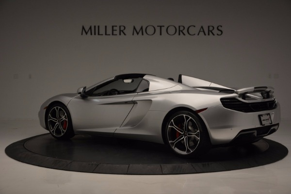 Used 2014 McLaren MP4-12C Spider for sale Sold at Aston Martin of Greenwich in Greenwich CT 06830 4