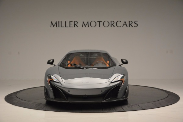 Used 2016 McLaren 675LT for sale Sold at Aston Martin of Greenwich in Greenwich CT 06830 12