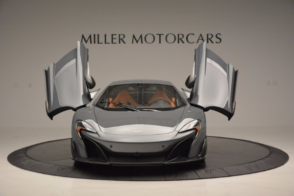 Used 2016 McLaren 675LT for sale Sold at Aston Martin of Greenwich in Greenwich CT 06830 13