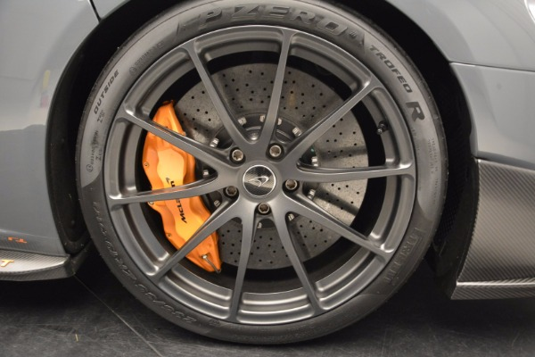 Used 2016 McLaren 675LT for sale Sold at Aston Martin of Greenwich in Greenwich CT 06830 23