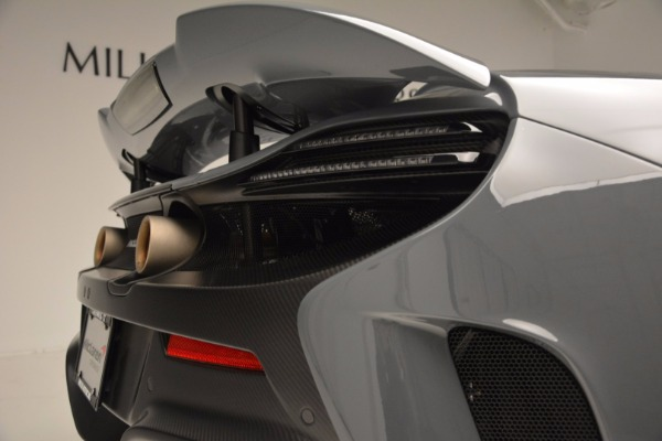 Used 2016 McLaren 675LT for sale Sold at Aston Martin of Greenwich in Greenwich CT 06830 26
