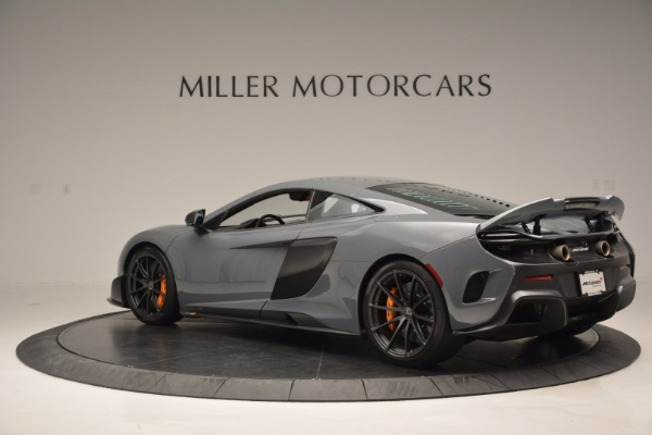 Used 2016 McLaren 675LT for sale Sold at Aston Martin of Greenwich in Greenwich CT 06830 4