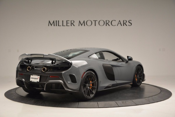 Used 2016 McLaren 675LT for sale Sold at Aston Martin of Greenwich in Greenwich CT 06830 7