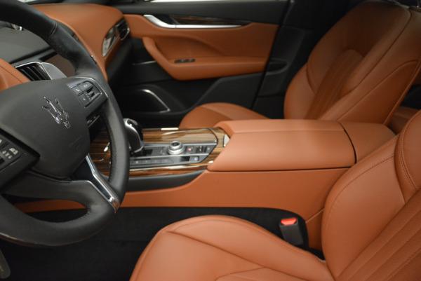 New 2017 Maserati Levante S for sale Sold at Aston Martin of Greenwich in Greenwich CT 06830 14
