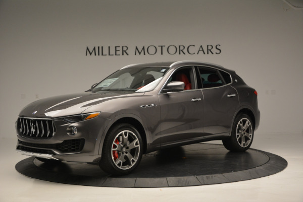 Used 2017 Maserati Levante Ex Service Loaner for sale Sold at Aston Martin of Greenwich in Greenwich CT 06830 2