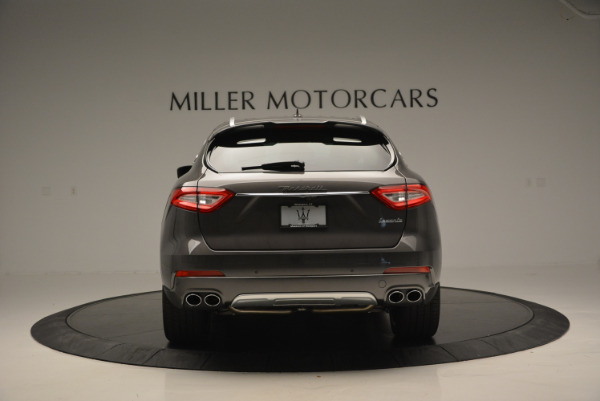 Used 2017 Maserati Levante Ex Service Loaner for sale Sold at Aston Martin of Greenwich in Greenwich CT 06830 6