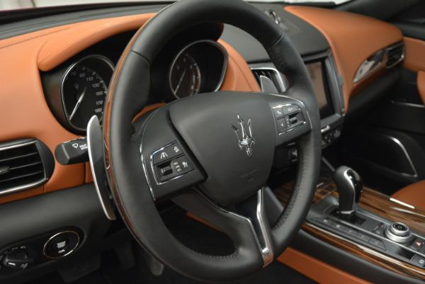 New 2017 Maserati Levante for sale Sold at Aston Martin of Greenwich in Greenwich CT 06830 16