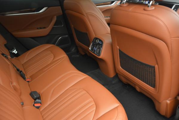 New 2017 Maserati Levante for sale Sold at Aston Martin of Greenwich in Greenwich CT 06830 24