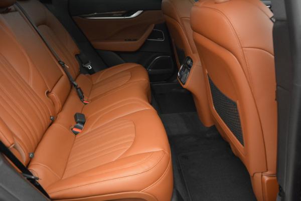 New 2017 Maserati Levante for sale Sold at Aston Martin of Greenwich in Greenwich CT 06830 25