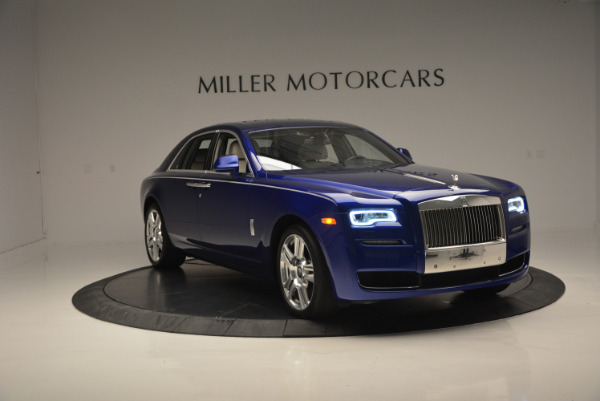 Used 2016 ROLLS-ROYCE GHOST SERIES II for sale Sold at Aston Martin of Greenwich in Greenwich CT 06830 13