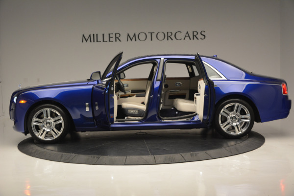 Used 2016 ROLLS-ROYCE GHOST SERIES II for sale Sold at Aston Martin of Greenwich in Greenwich CT 06830 16