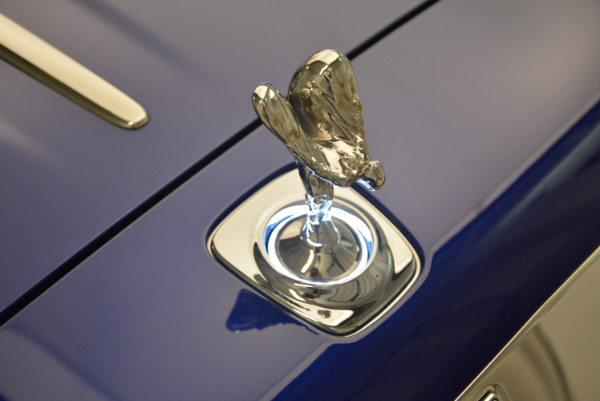 Used 2016 ROLLS-ROYCE GHOST SERIES II for sale Sold at Aston Martin of Greenwich in Greenwich CT 06830 18