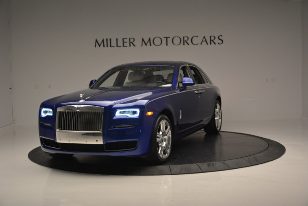 Used 2016 ROLLS-ROYCE GHOST SERIES II for sale Sold at Aston Martin of Greenwich in Greenwich CT 06830 2