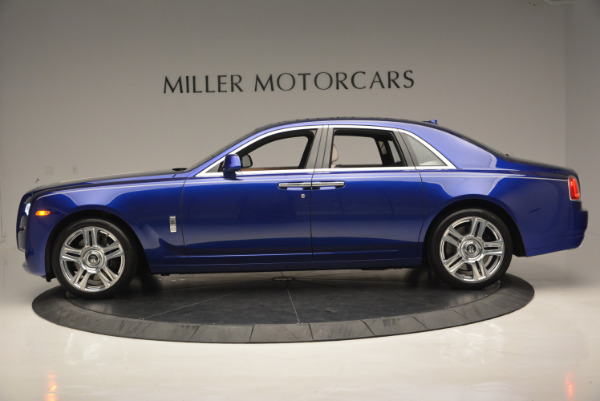Used 2016 ROLLS-ROYCE GHOST SERIES II for sale Sold at Aston Martin of Greenwich in Greenwich CT 06830 4