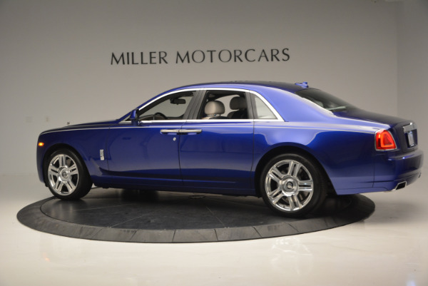 Used 2016 ROLLS-ROYCE GHOST SERIES II for sale Sold at Aston Martin of Greenwich in Greenwich CT 06830 5