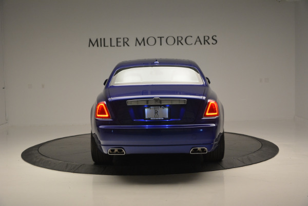 Used 2016 ROLLS-ROYCE GHOST SERIES II for sale Sold at Aston Martin of Greenwich in Greenwich CT 06830 7
