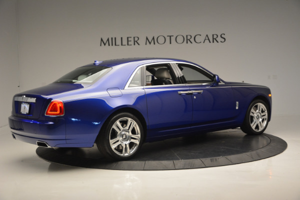 Used 2016 ROLLS-ROYCE GHOST SERIES II for sale Sold at Aston Martin of Greenwich in Greenwich CT 06830 9