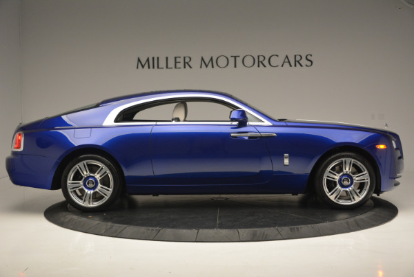 Used 2016 Rolls-Royce Wraith for sale Sold at Aston Martin of Greenwich in Greenwich CT 06830 10