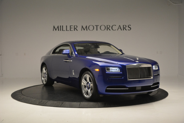 Used 2016 Rolls-Royce Wraith for sale Sold at Aston Martin of Greenwich in Greenwich CT 06830 12