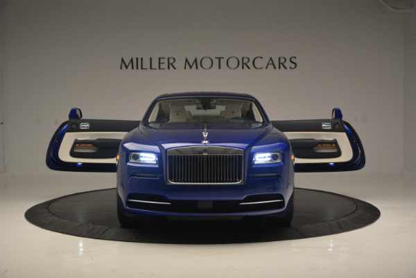 Used 2016 Rolls-Royce Wraith for sale Sold at Aston Martin of Greenwich in Greenwich CT 06830 14