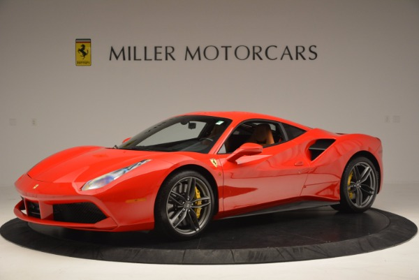 Used 2016 Ferrari 488 GTB for sale Sold at Aston Martin of Greenwich in Greenwich CT 06830 2