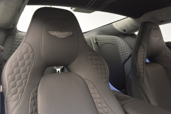 Used 2017 Aston Martin Vanquish Coupe for sale Sold at Aston Martin of Greenwich in Greenwich CT 06830 19
