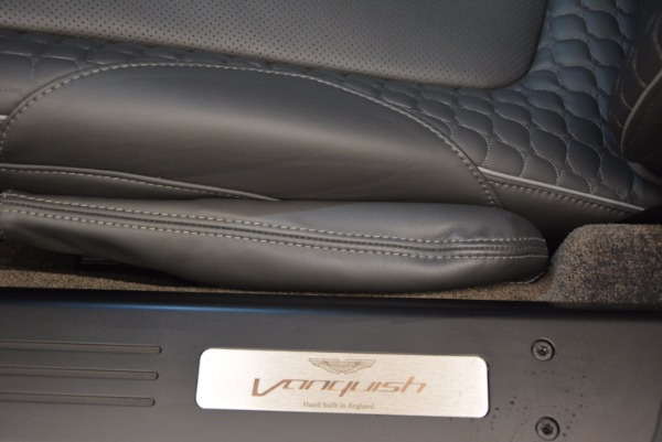 Used 2017 Aston Martin Vanquish Coupe for sale Sold at Aston Martin of Greenwich in Greenwich CT 06830 21