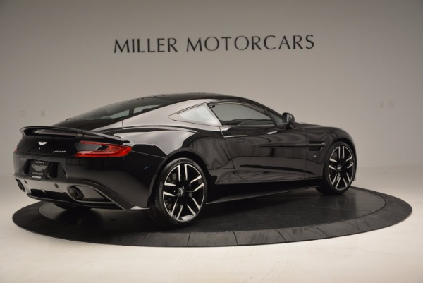 Used 2017 Aston Martin Vanquish Coupe for sale Sold at Aston Martin of Greenwich in Greenwich CT 06830 8