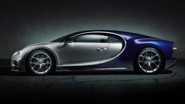 New 2020 Bugatti Chiron for sale Sold at Aston Martin of Greenwich in Greenwich CT 06830 3